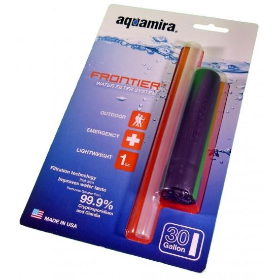 Животоспасяваща система Aquamira Персонален преносим филтър за пречистване на вода САЩ