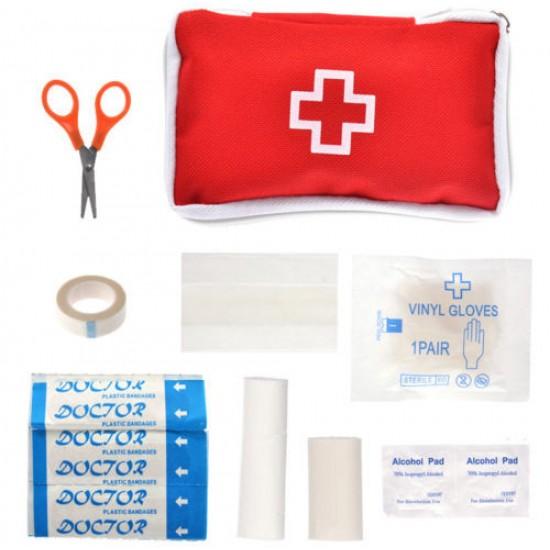 Комплект за първа медицинска помощ