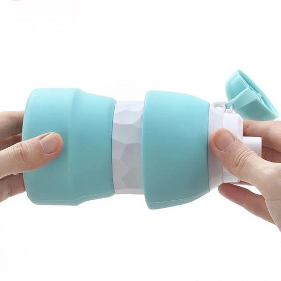Foldable bottle Flash