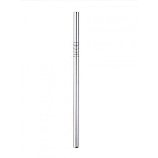 Set 3pcs Antibacterial Stainless Steel Straws i.save