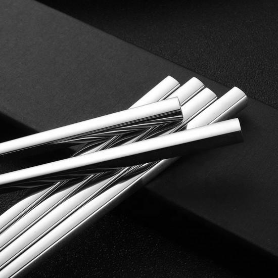 4 бр. клечки за суши от неръждаема стомана