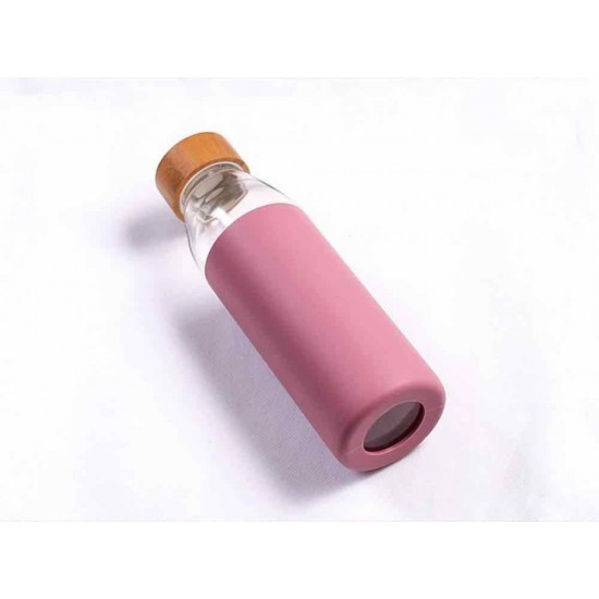 Glass bottle silicone sleeve