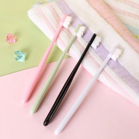 Ultra thin nano tootbrush