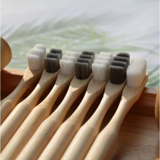 Bamboo nano tootbrush